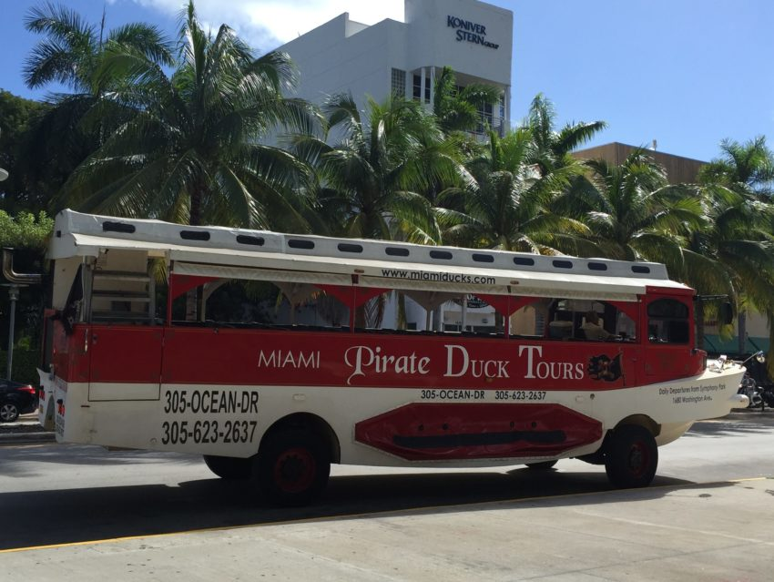Pirate Tour Miami Beach
