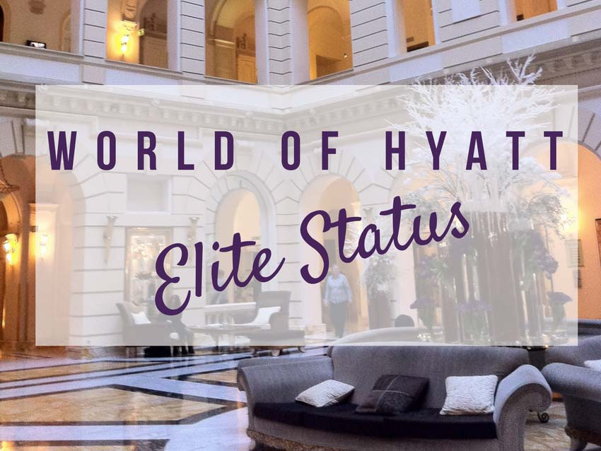 what you need to know about world of hyatt elite status. Black Bedroom Furniture Sets. Home Design Ideas