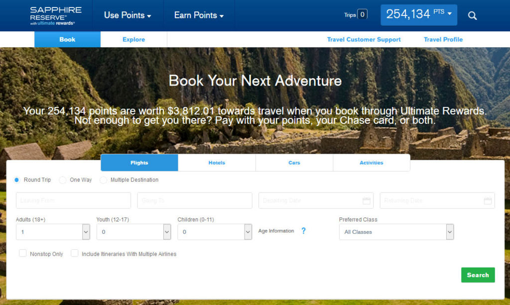 How To Use Chase Ultimate Rewards Points To Save Big Money