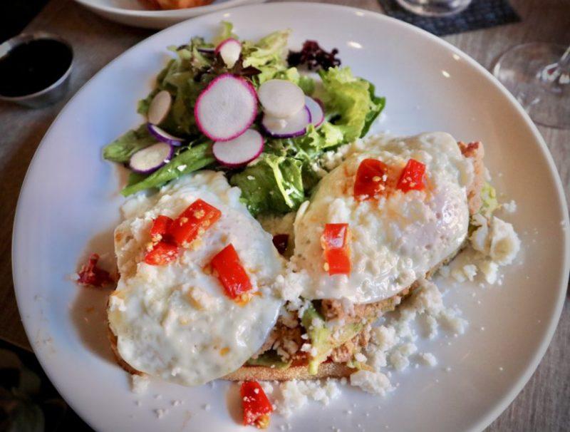 Fuze Kalamazoo Mexican Street Toast